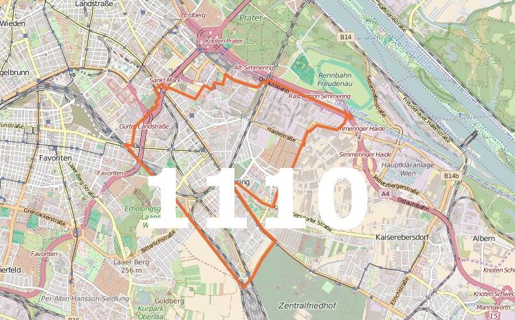 Wien 1110 vegan