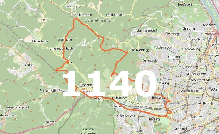 Wien 1140 vegan