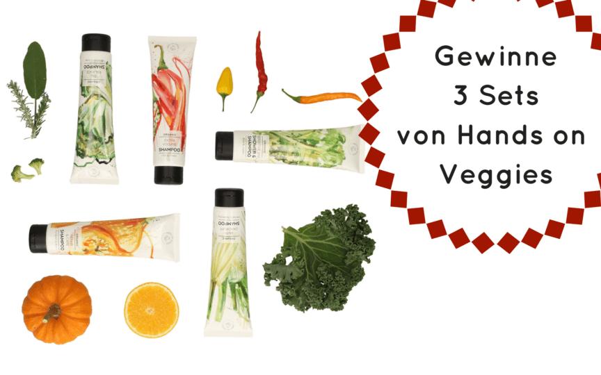 Hands on Veggies Gewinnspiel