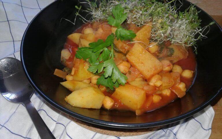 Onepot mit Kartoffel 2