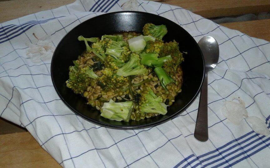 Instantpot mit Reis_1