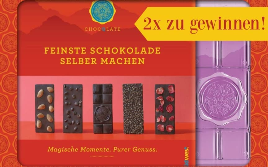 Feinste Schokolade selber machen
