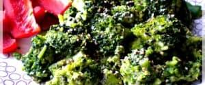 Sesam-Brokkoli