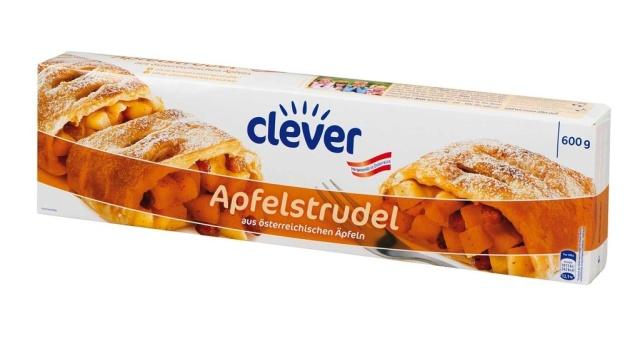 clever Apfelstrudel