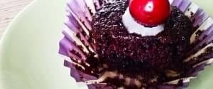 Red Velvet Muffins – natürlich vegan