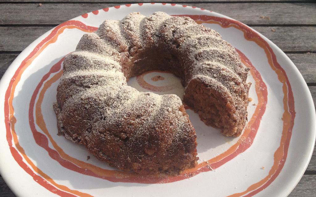Dattel Mandel Kuchen Gluten Zuckerfrei Veganblatt