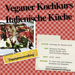 Kochkurs powercooking