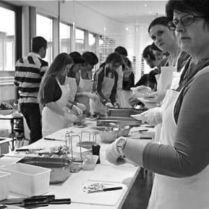 Kochkurs in der Hollerei