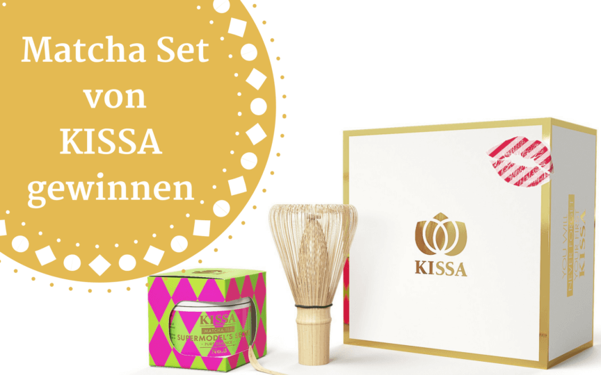 Matcha Set von KISSA