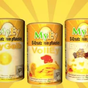 MyEy natürlicher Eiersatz