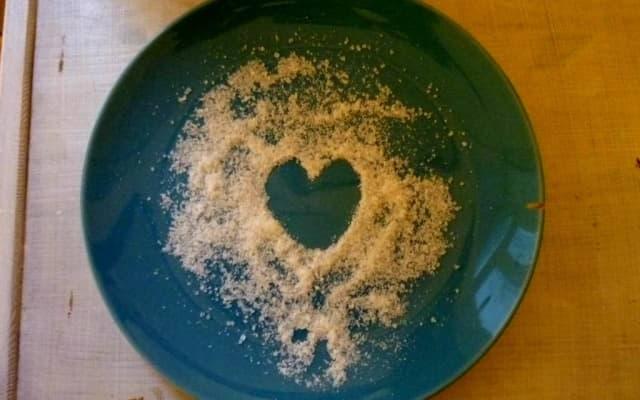 Salz gesund