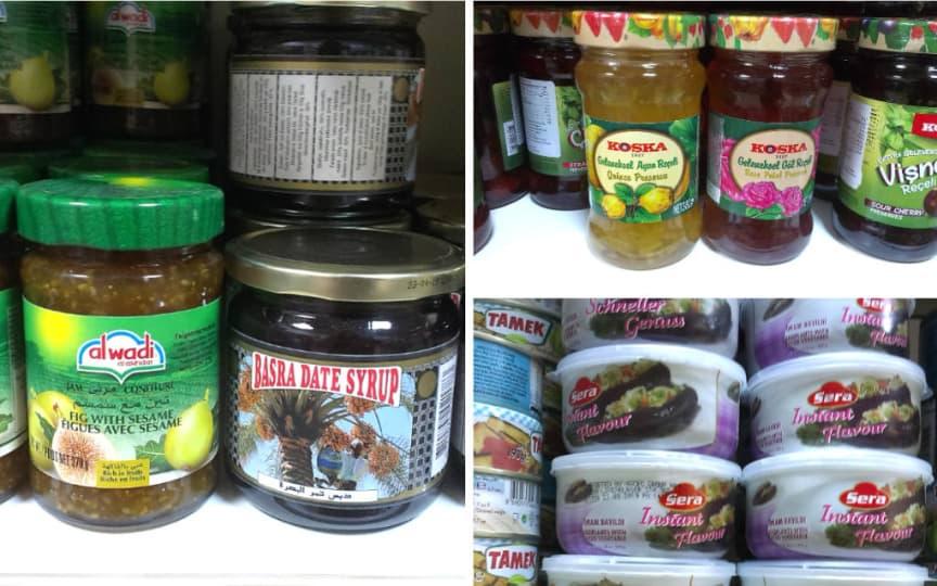 Veganes aus dem türkischen Supermarkt