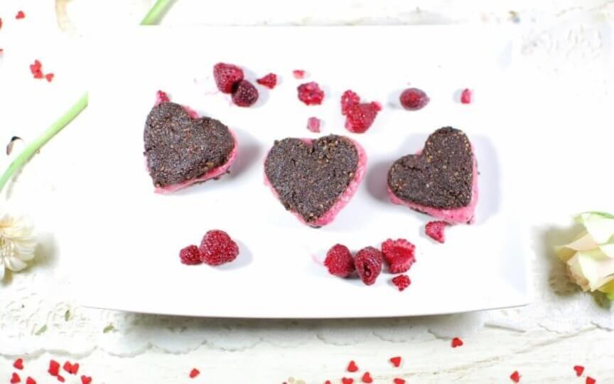 Veganer Valentinstag