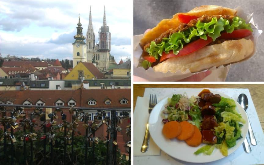 vegan Zagreb entdecken