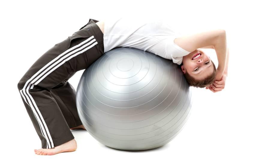 Pilates macht glücklich