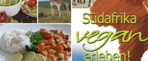 Vegane Rund-Reise durch Südafrika + Rezept