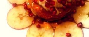 Glutenfreie Vanille Pancakes mit zweierlei Äpfeln