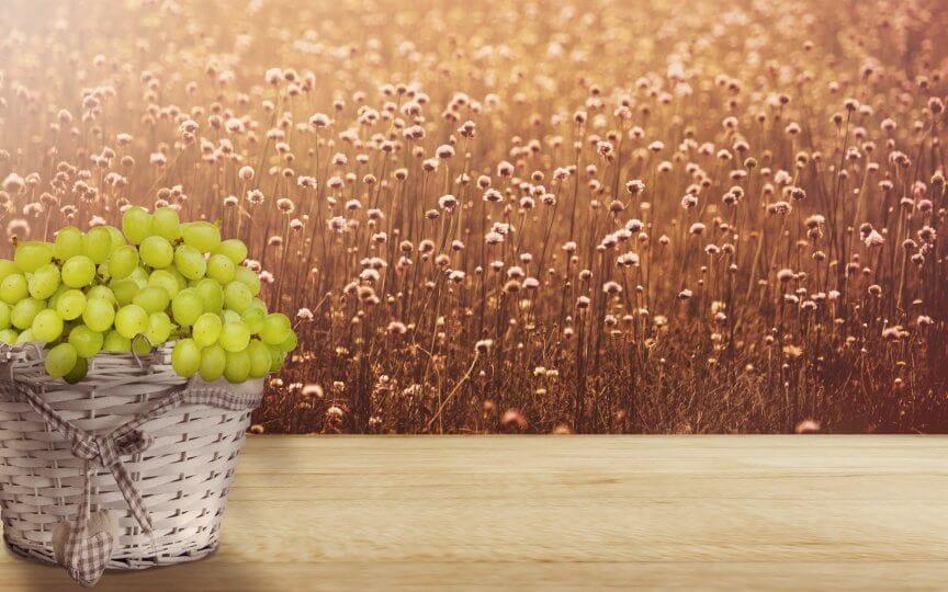 Obst-Getreide