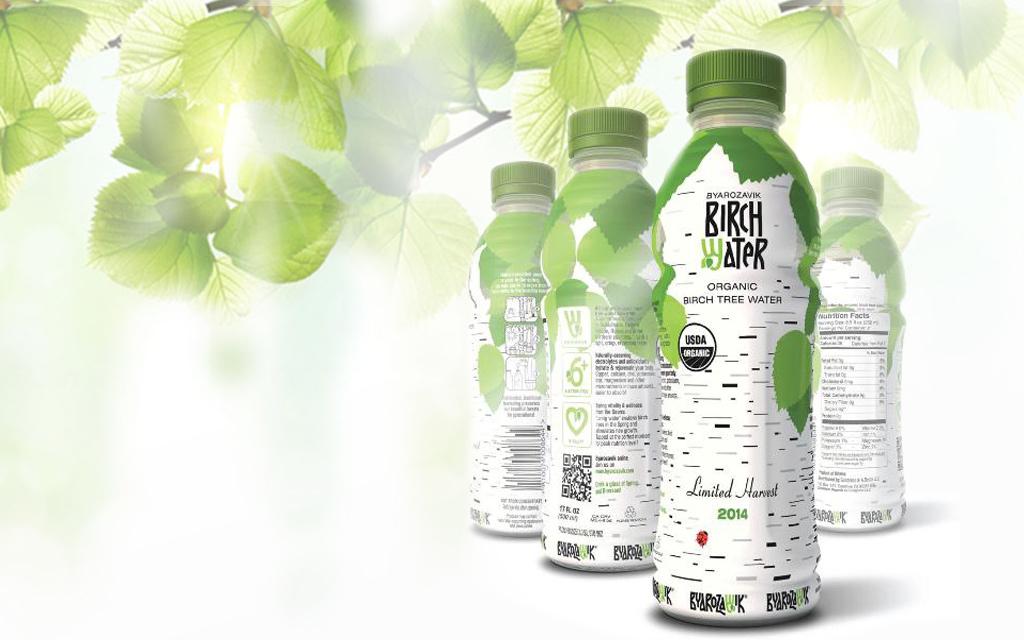 Birkenwasser – das neue heimische gesunde Getränk - VeganBlatt