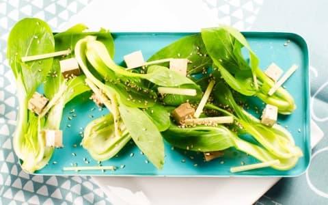 Bok Choi Salat