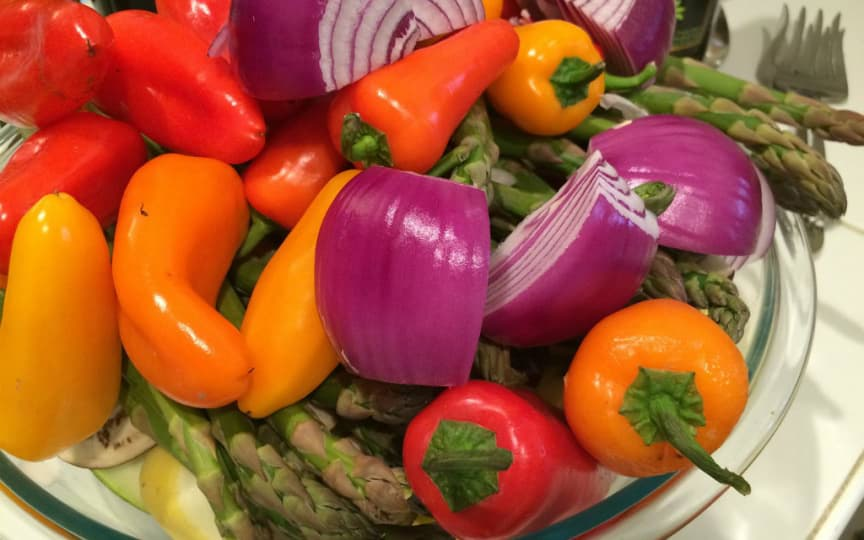 vitaminloses Gemüse?