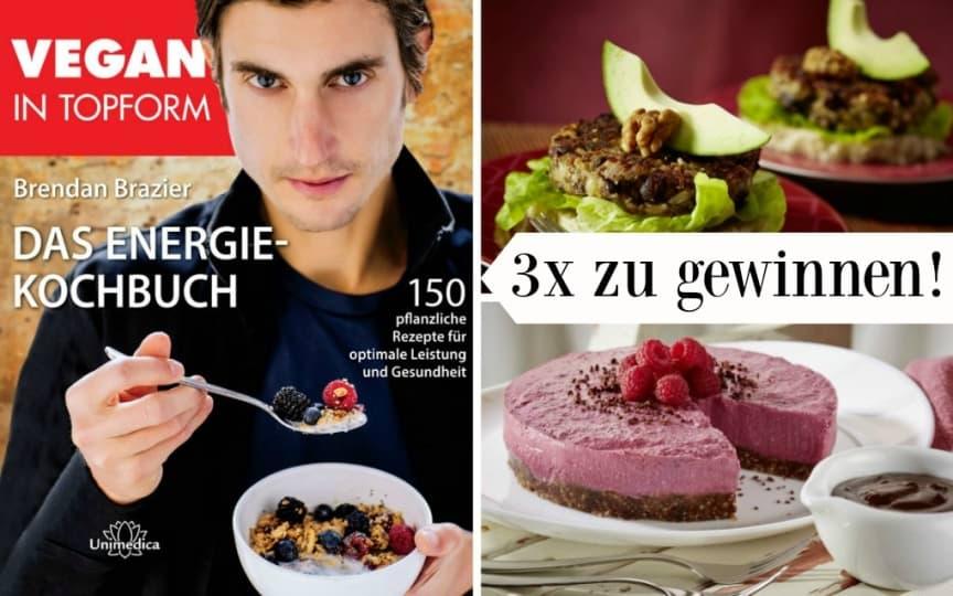 Energie-Kochbuch Brendan Brazier