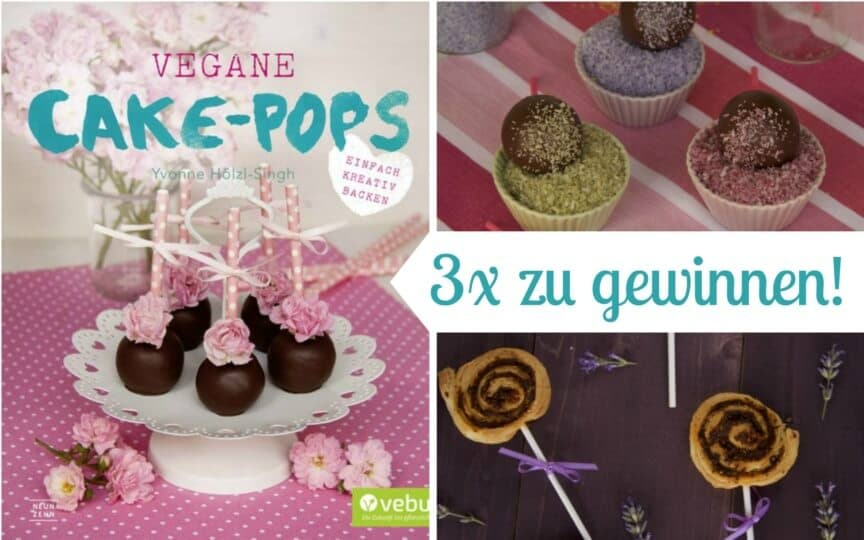 Vegane Cake Pops