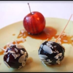 Cake Pops, Candy Apple
