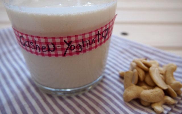 Cashew Joghurt