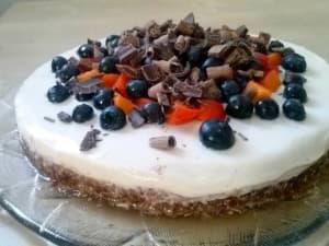cheesecake-marille-schoko-blaubeer