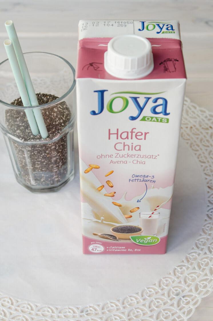 Chia Hafer Drink von Joya