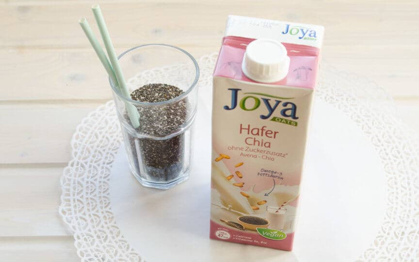 Chia Hafer Drink