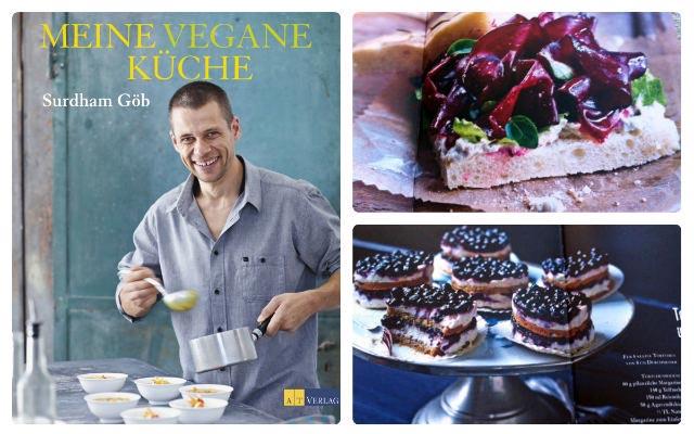 Surdham Göb: Meine vegane Küche - VeganBlatt