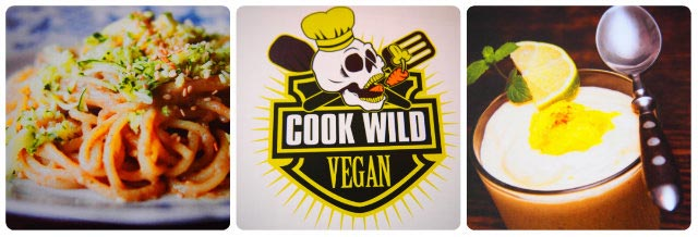 Cook Wild Vegan Stefano Viciniadio