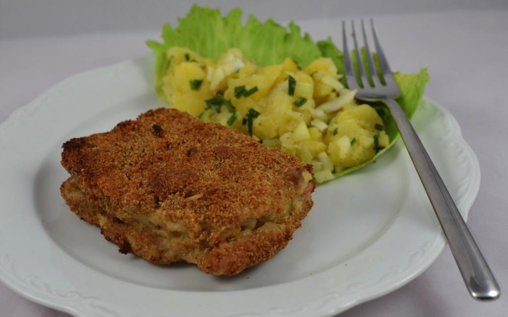 Cordon bleu vegan