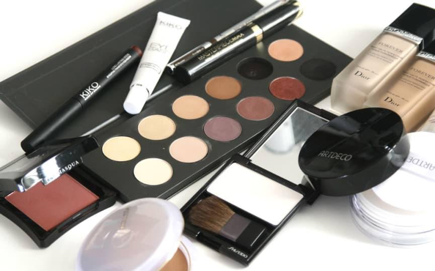 tierische Stoffe in Makeup