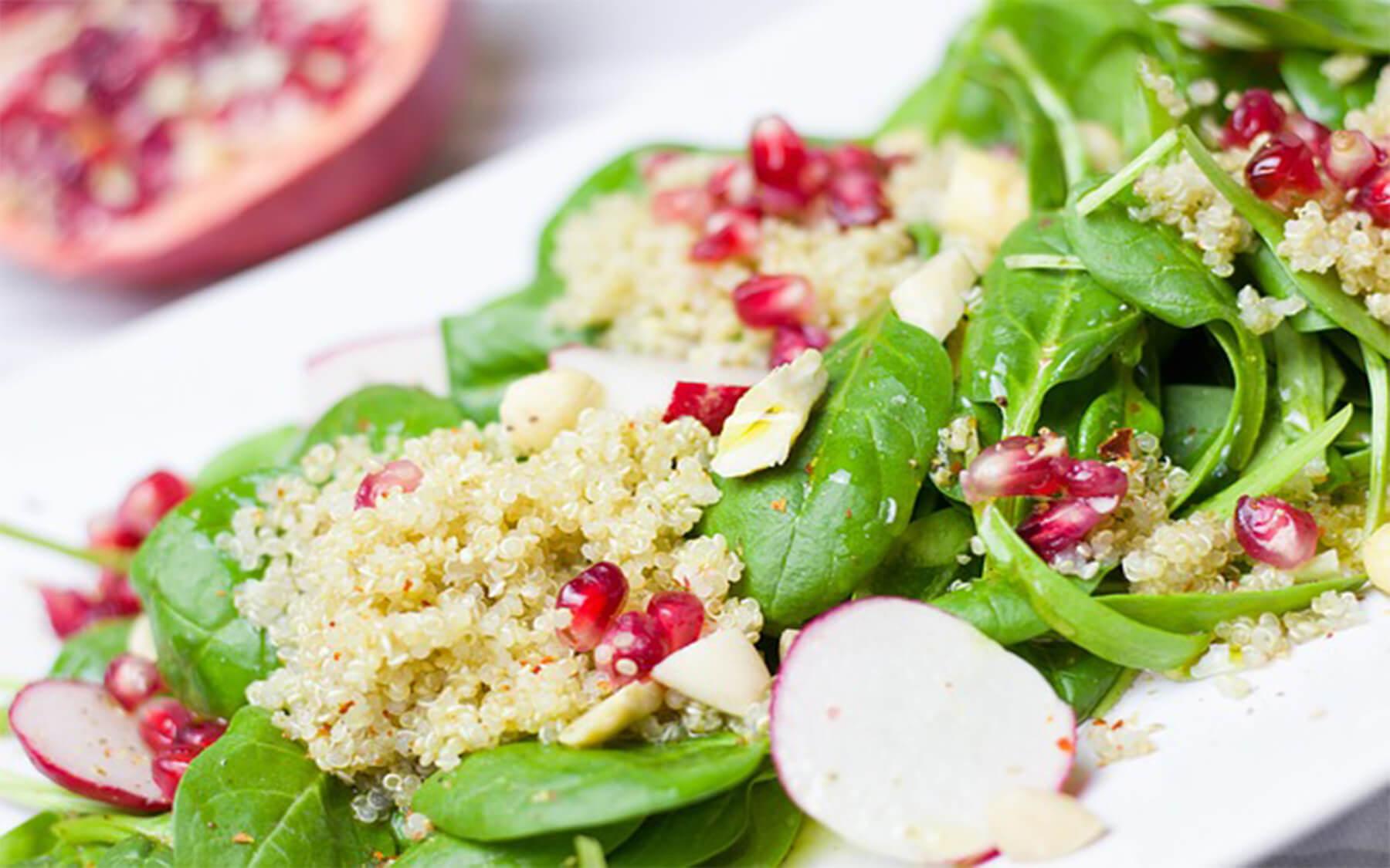 Salat zum mitnehmen wien