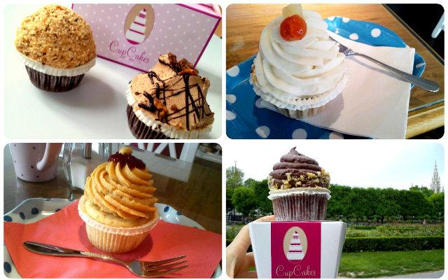 Vegane Cupcakes von CupCakes Wien