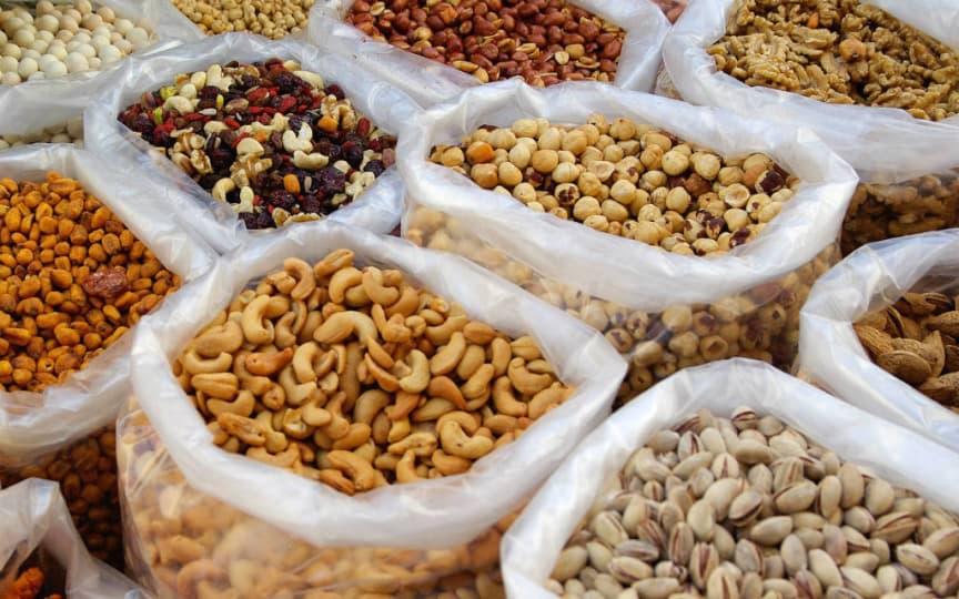 Nüsse gegen Hungerattacken