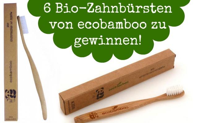 Ecobamboo Zahnbürsten