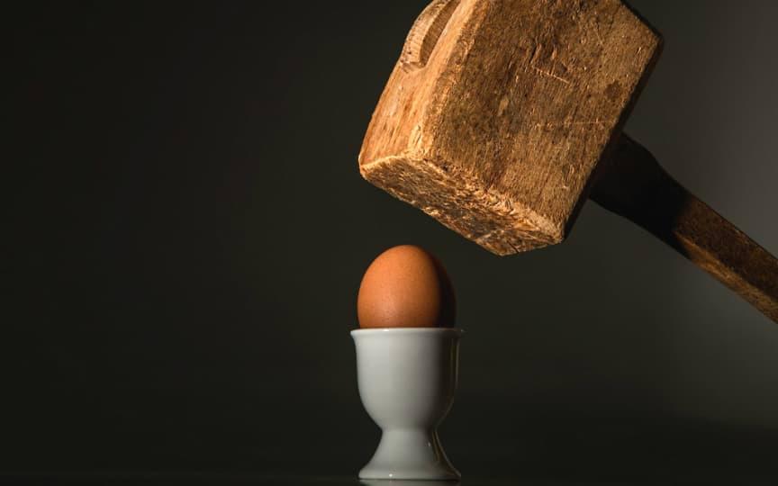 esst keine Eier