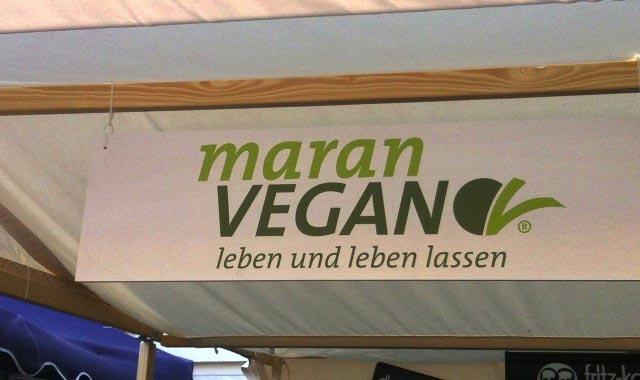 Eröffnung Maran Vegan