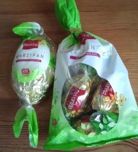 Marzipan Eier