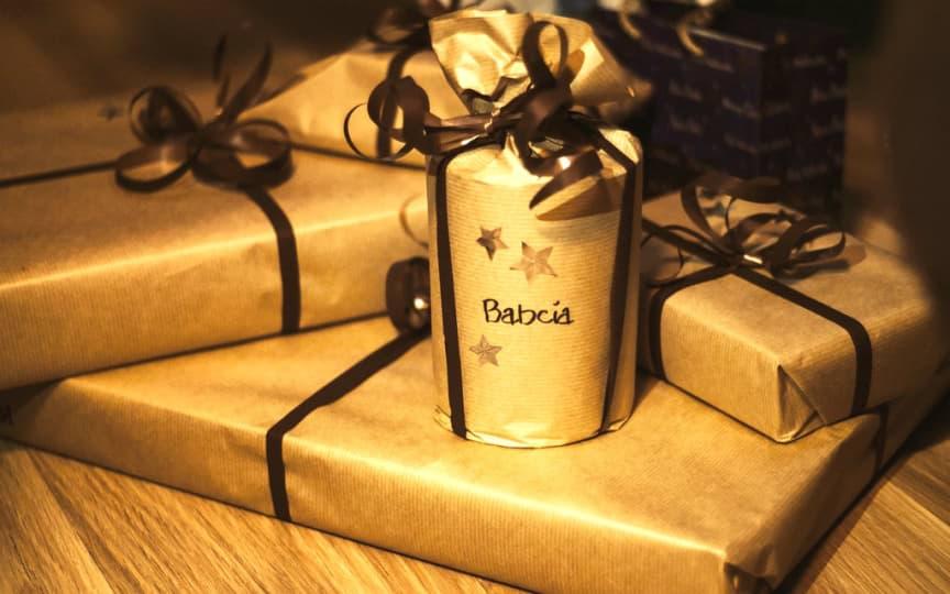 dyi Geschenkspapier