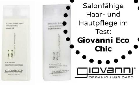Giovanni Eco Chic