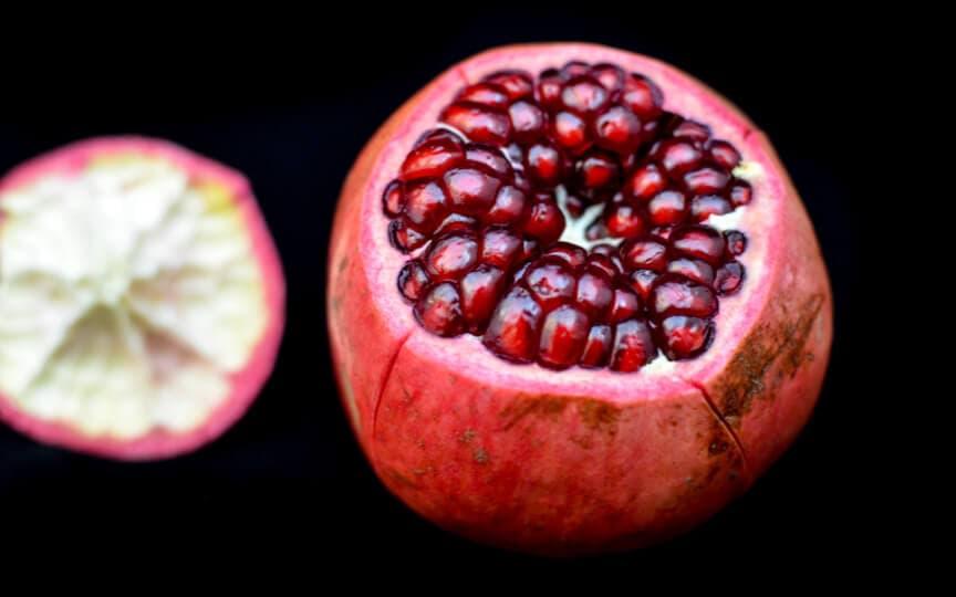 Granatapfel macht jung
