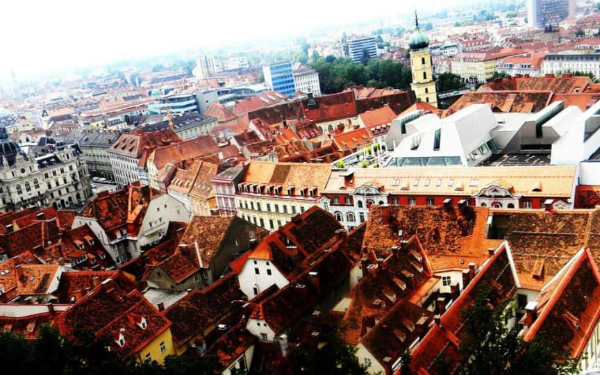 vegan unterwegs in Graz