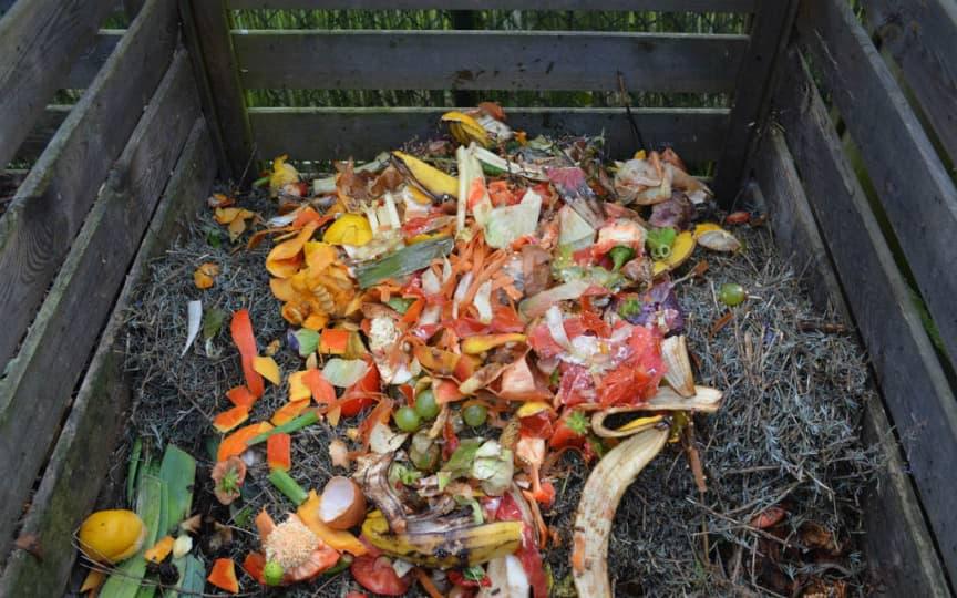 alles für den eigenen Kompost