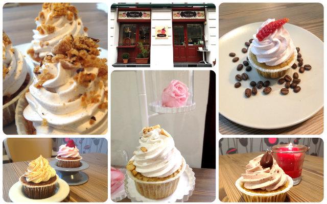 Vegane Cupcakes im Happy Cakes