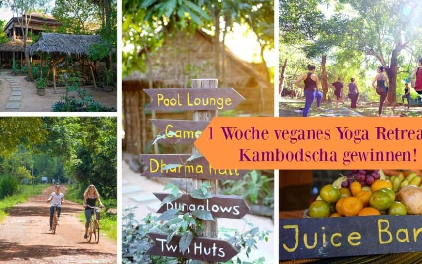 Yoga Retreat Kambodscha
